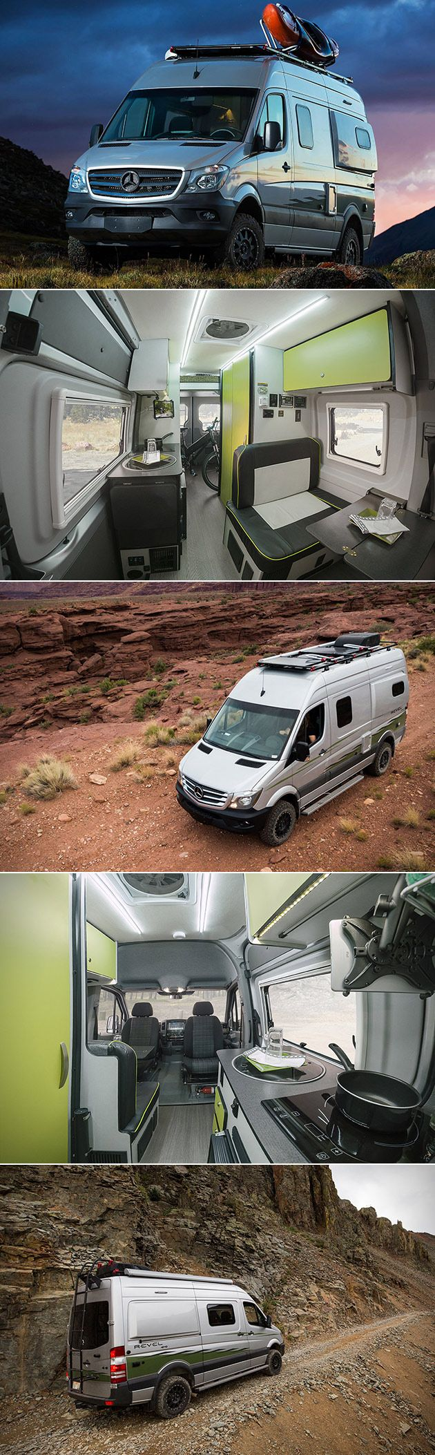 In Case of Zombie Apocalypse You'll Want to Roll in a Winnebago Revel a Solar Home on Wheels