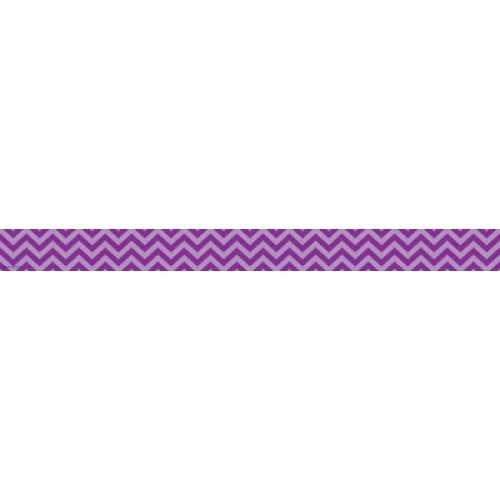 Purple Chevron Border Trim, TCR5540