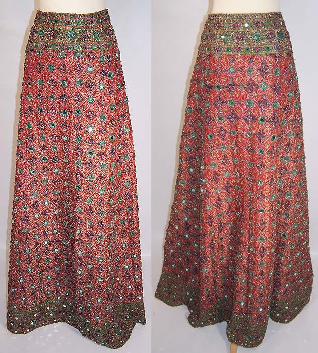 Lehenga is a style of skirt ideally paired with choli. It is a traditional dress in India. There are many different ways to wear lehenga.
