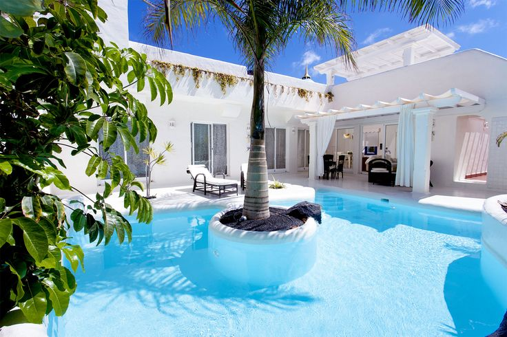 Your private paradise on the canary islands #atraveo #poolhouse #fuerteventura #canary