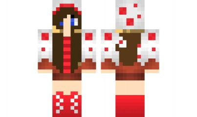 minecraft skin cute-cake-girl Check out our YouTube : https://www.youtube.com/user/sexypurpleunicorn