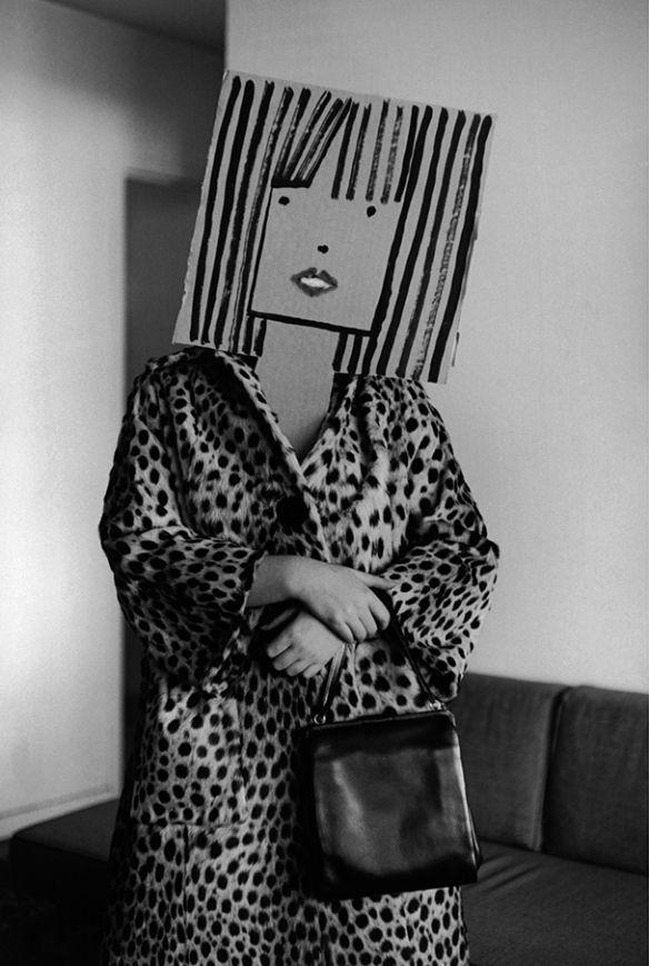 Saul Steinberg e Inge Morath, Masquerade