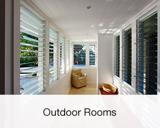 Create more living space with Altair Louvre Windows.