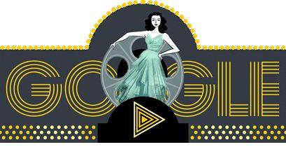 Ulang Tahun ke-101, Aktris dan Penemu, Hedy Lamarr #GoogleDoodle