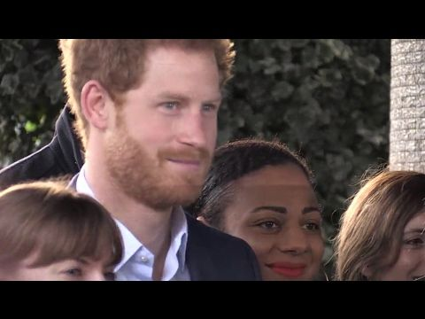 Prince Harry at the London Ambulance Service to promote Heads Together