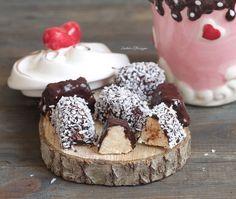 Диетические шоколадные конфеты с кокосом | Рецепты правильного питания - Эстер Слезингер