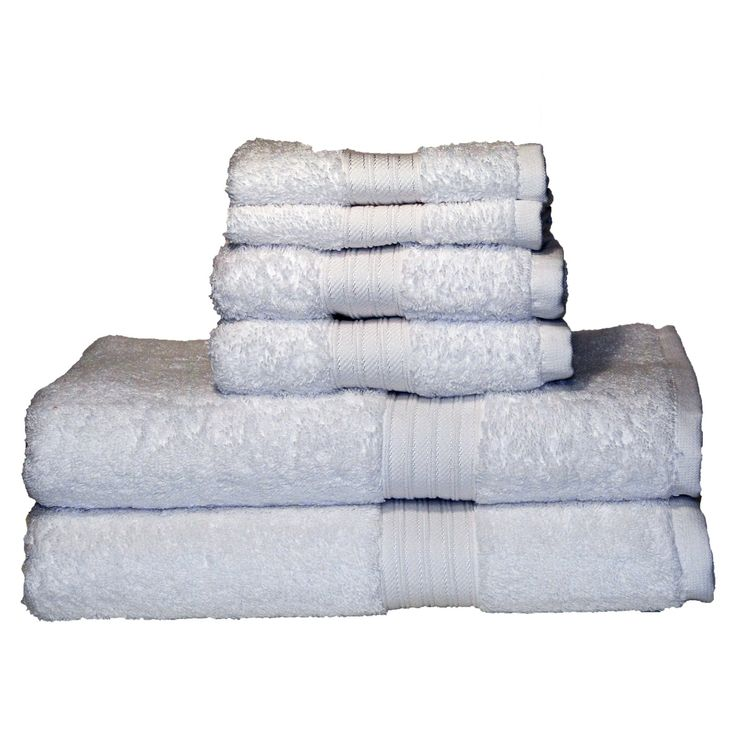 Baltic Linen Company Egyptian Majestic Oversized Heavy Weight Egyptian Cotton 6 pc. Towel Set - 0353163200