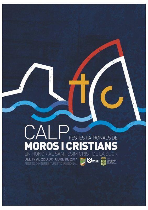 Fiestas de Moros y Cristianos en #Calpe del 17 al 22 de octubre 2014  http://blog.grupoturis.com/2014/1/fiestas-moros-cristianos-calpe-octubre/