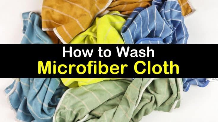 5 Smart Ways To Wash Microfiber Cloth So It Still Works Microfiber Cloth Microfiber Clean Microfiber