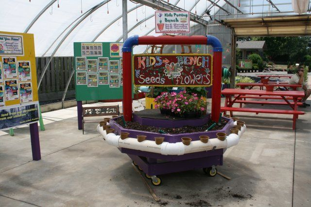 Kid-Friendly Ideas From Six Revolutionary 100 Garden Centers | Today's Garden Center