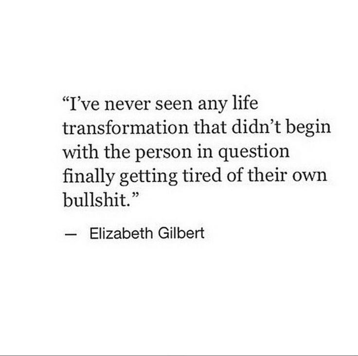 Real life transformation