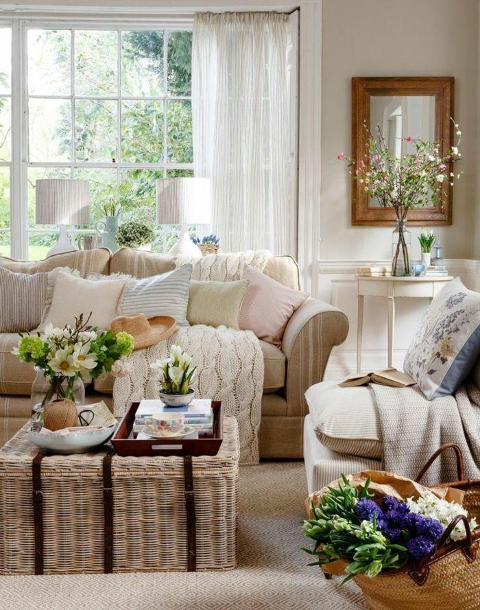 1001 Ideen Fur Moderne Wohnzimmer Landhausstil Einrichtung Landhausstil Wohnzimmer Wohnzimmer Modern Innenarchitektur Wohnzimmer