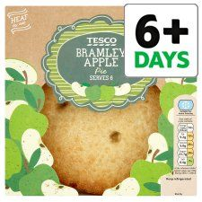 Tesco Bramley Apple Pie 700G - Groceries - Tesco Groceries