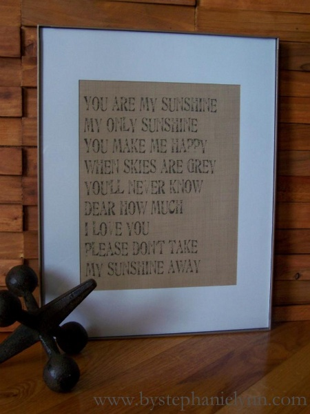Perfect House Warming Gift