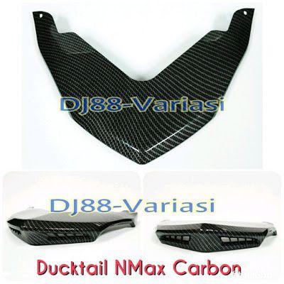 Ducktail nemo carbon yamaha nmax