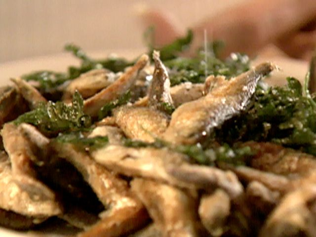 Whitebait Recipe : Nigella Lawson : Food Network - FoodNetwork.com