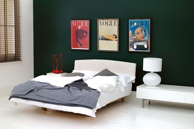 Forest Green - Wall Paint - Wall & Feature Wall Paint Colour Ideas (houseandgarden.co.uk)