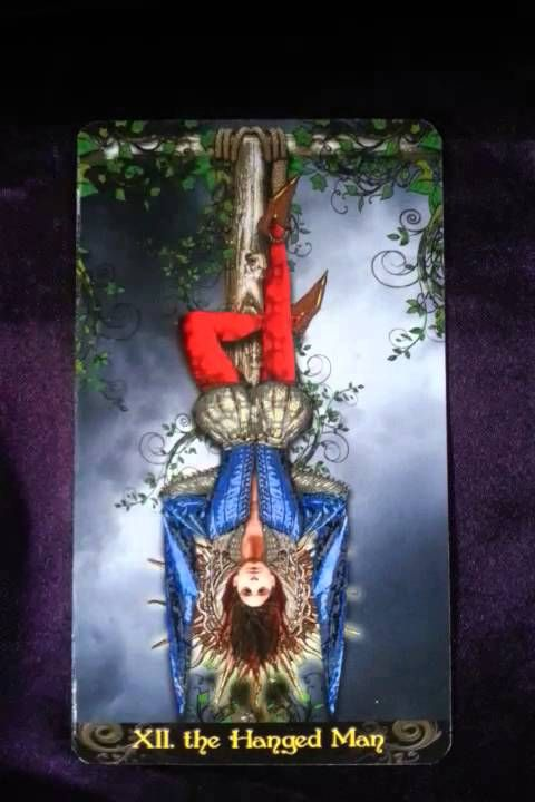 The coming week's reminder is brought to us by the Hanged Man When we are functioning optimally, the energies it represents for us would be our ability to th...