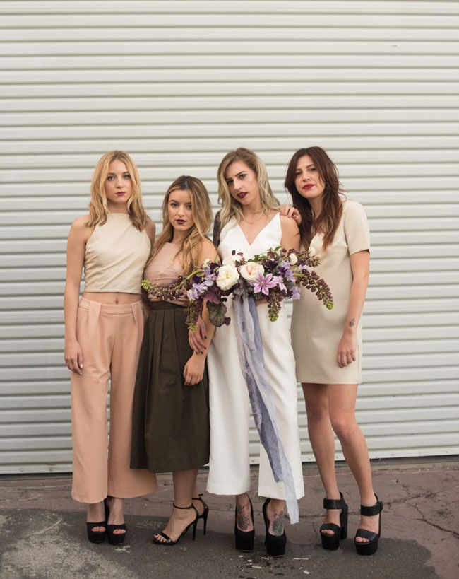 Organic Luxe Bridal Shower