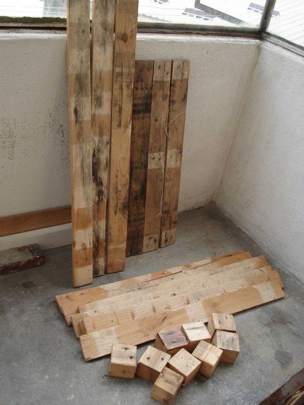 Comment démonter une palette : un blog concret spécialisé récup' et mobilier