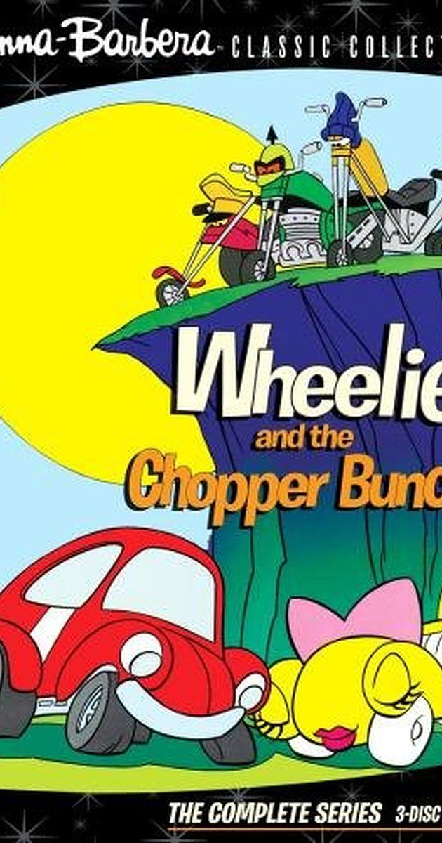 Wheelie and the Chopper Bunch: With Don Messick, Judy Strangis, Lennie Weinrib, Frank Welker.