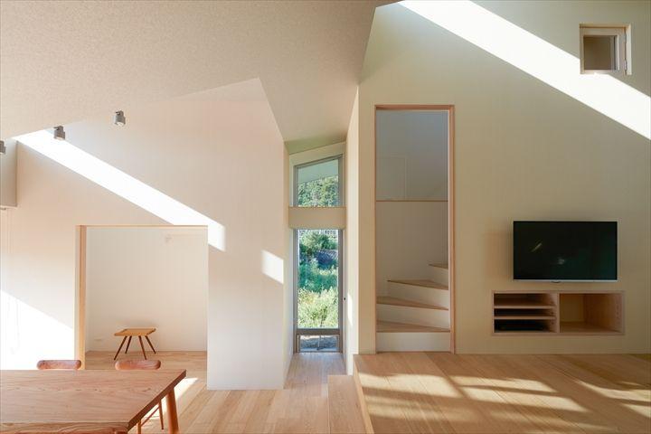 徳島の家|内観写真