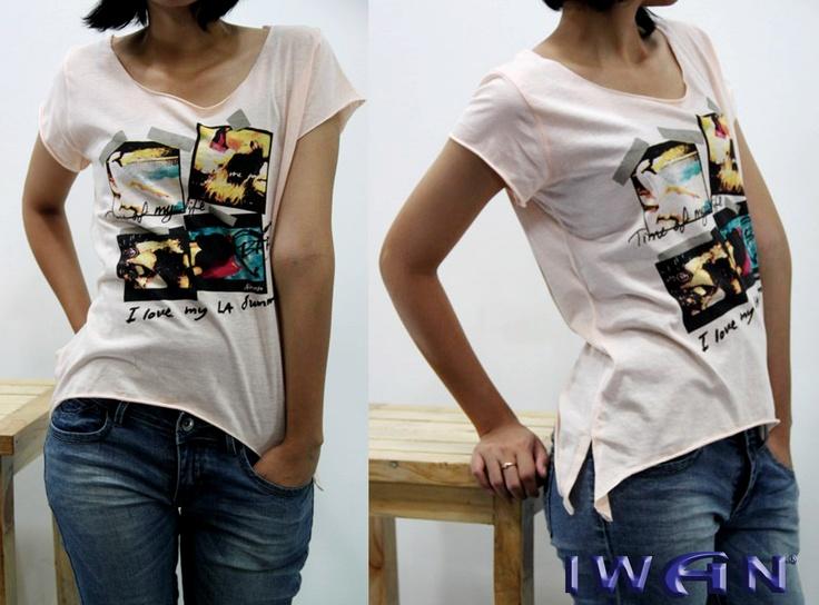 Christmas Collections !!!    Flies T-Shirt Size : S, M, L Color : white, yellow, Grey    Girls.. product ini hanya ada di Iwan Store di kota Manado.. Buat kamu yang tinggal di manado skarang saatnya ke iwan store di kotamu !!!!!!