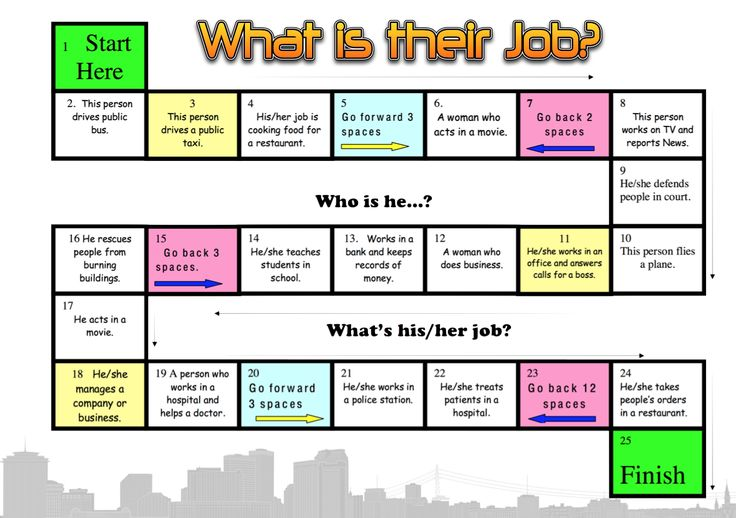 What is their job (page 1 of 3)