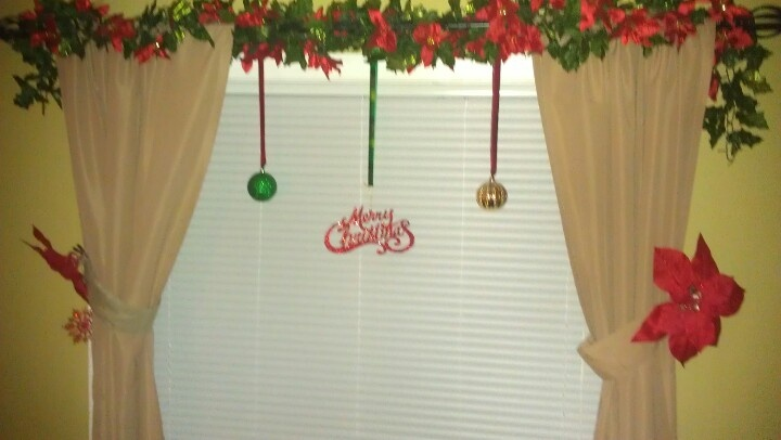 Exceptional Living Room Curtain Christmas Joy Pinterest Part 29