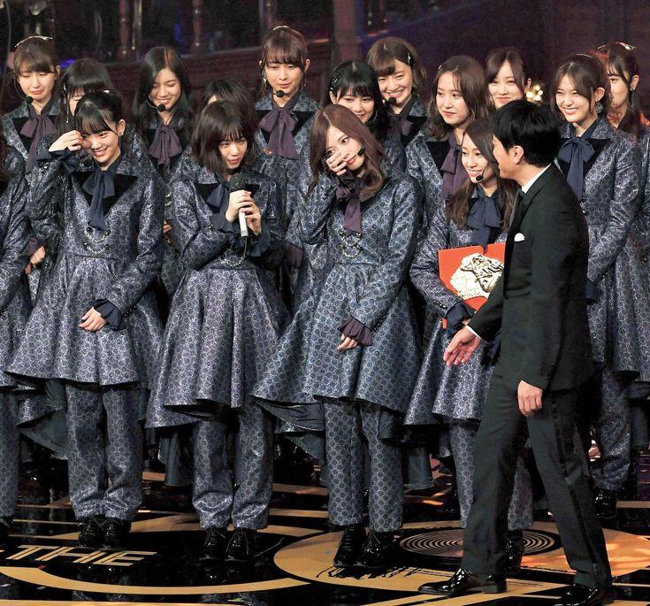 乃木坂46 日本レコード大賞初の大賞!…白石麻衣、西野七瀬が感激の涙