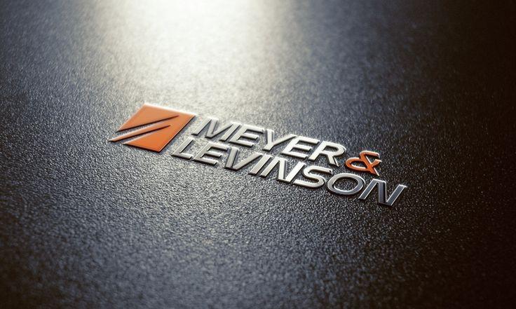 Meyer&Levinson branding by Benvisual