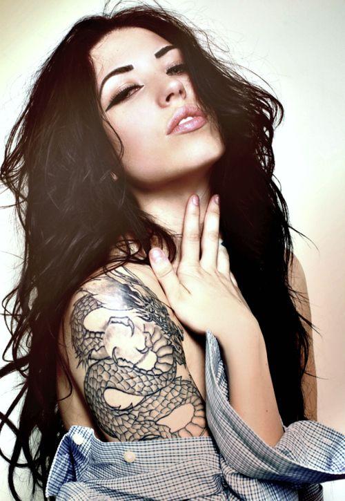 Sexy Tattoos & Beauty pics                                                                                                                                                                                 Plus