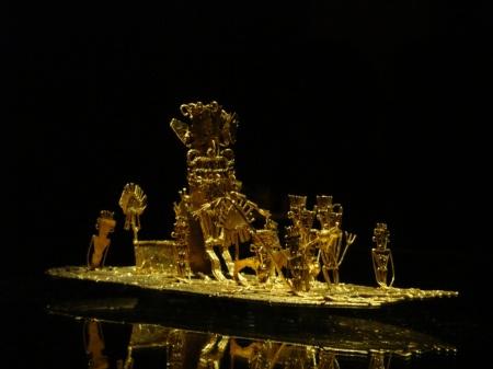 The Gold Museum - Our Tours: The beating heart of Bogota @Directorio Turístico #SomosTurismo