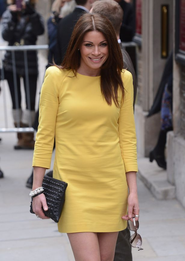 alison king - ooh you would wouldn't you?