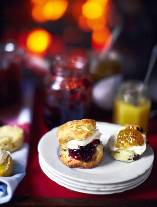 Crumbliest scones | Jamie Oliver | Food | Jamie Oliver (UK) Scones are wonderfully British,the shorter and crumblier