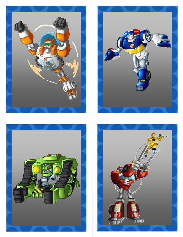 transformers valentines day cards printable - Google Search