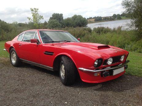 1974 Aston Martin DBS V8 Series III - Silverstone Auctions