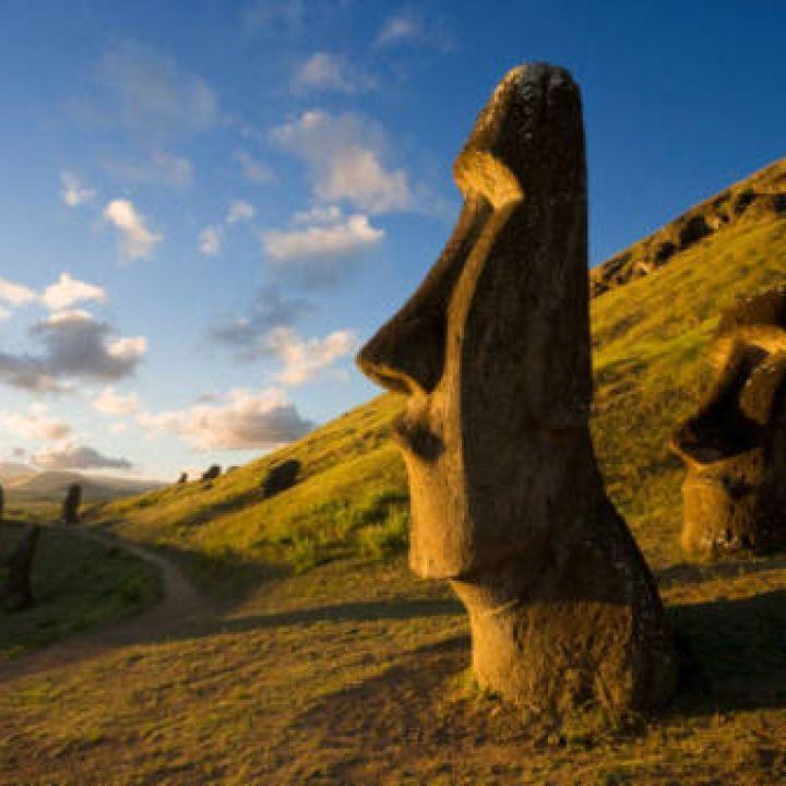 Isola di Pasqua - Polinesia-