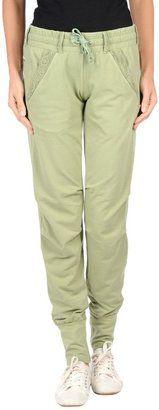 FREDDY Casual pants - Shop for women's Pants - Military green Pants