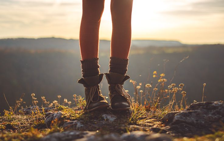 Wandern...
