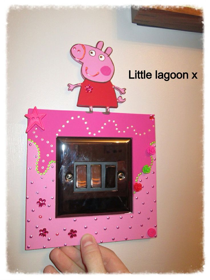 65 best images about peppa pig on pinterest coloring for George pig bedroom ideas