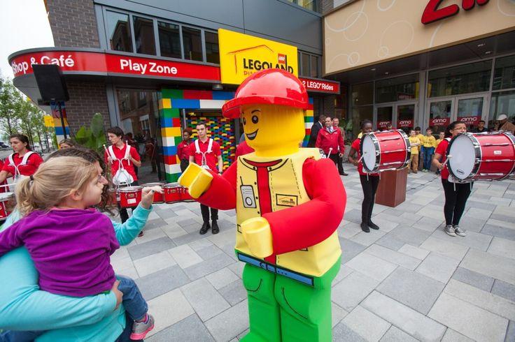 #Merlin Entertainments Opens #LEGOLAND Discovery Center #Boston @Sharon Herington Florida #Lego