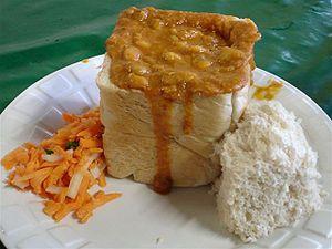 A Famous Durban Chow: Beans Bunny - Ulwazi