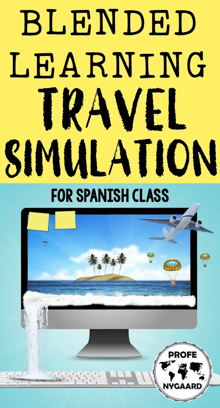 This is a blended learning lesson that will have students on task the entire time! Blended learning combines online digital media with traditional classroom methods and allows students to work at their own pace.   There are four stations in this lesson:  Ir al aeropuerto En el avión La aduana Alquilar un coche