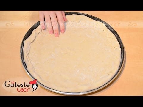Aluat de pizza italian | GatesteUsor.ro