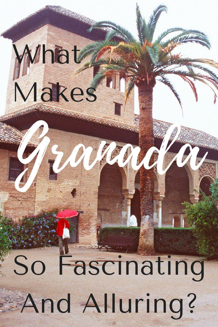Granada is one of the most fascinating cities in Spain. Just what makes it so darn intriguing? Check out this post to find out why and why you need to go see for yourself! #travel #spain #spaintravel #europetravel #budgettravel #culturaltravel #adventuretravel #wanderyourway