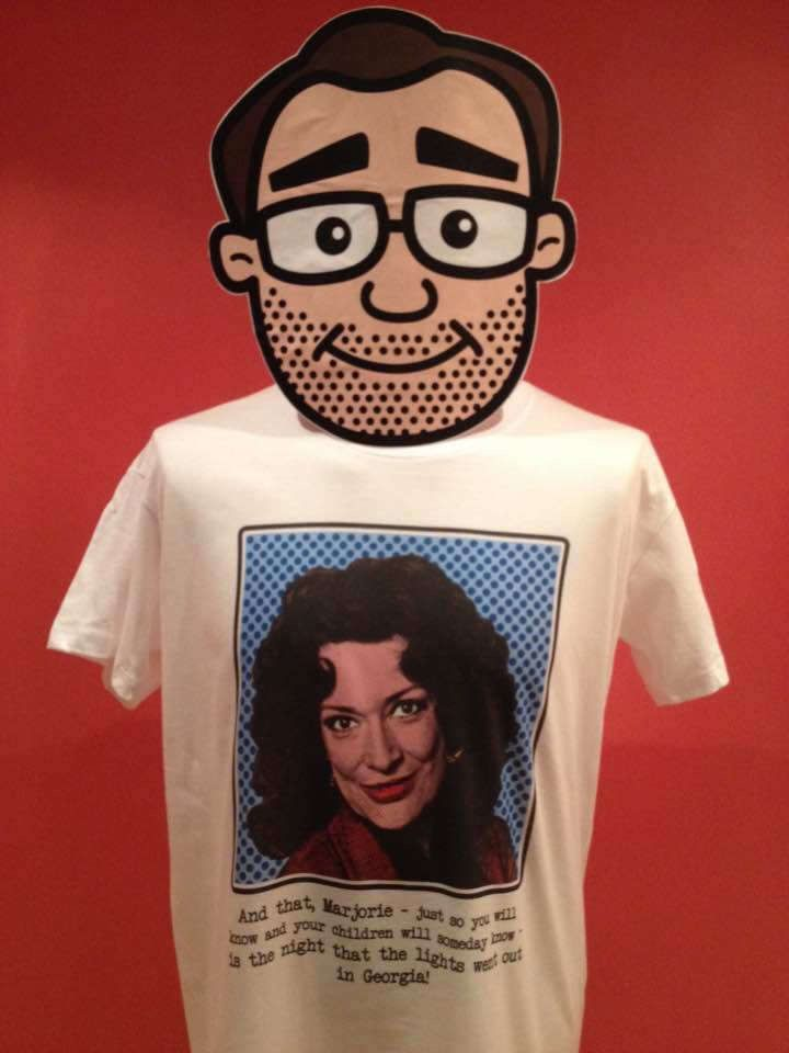 Designing Women / Julia Sugarbaker / Dixie Carter  T-Shirt - White Shirt (choice of quotes) by MrLifseysTShirts on Etsy https://www.etsy.com/listing/502232820/designing-women-julia-sugarbaker-dixie