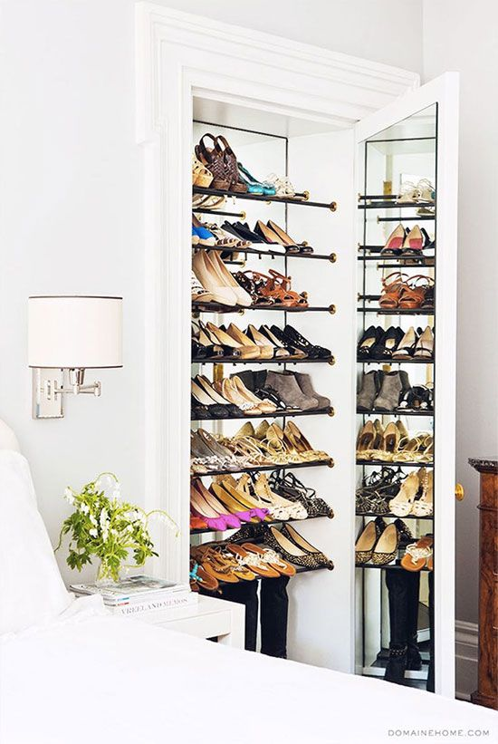 1000 Images About Closets On Pinterest Shoe Display