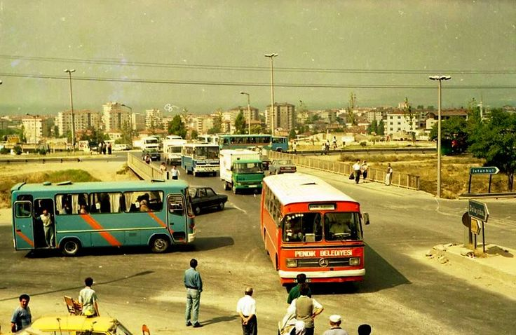 "PENDİK KÖPRÜSÜ "" Eski "" 1990'lar"