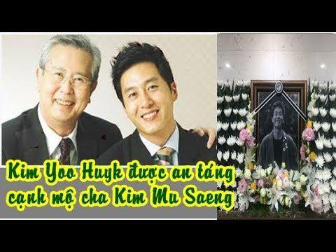 Tài tử Kim Joo Hyuk sẽ được a.n t.á.n.g cạnh m.ộ cha